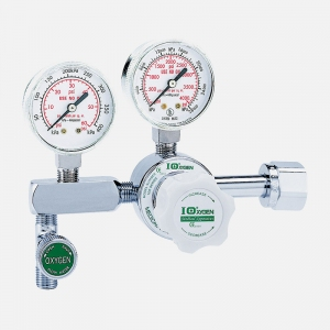 Regulador de Oxigeno de Alta Presión 0-100 Psi